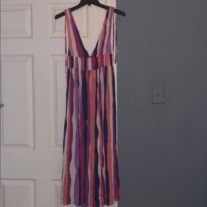 Halter Side (high slits) Maxi Dress